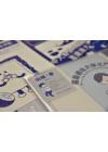 Postcard Set: CUHK Matters 明信片【山城・事】系列 一套五款