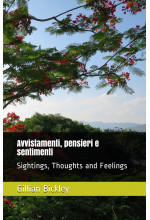 Avvistamenti, pensieri e sentimenti (Sightings, Thoughts and Feelings) (English / Italian)