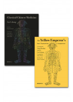 Classical Chinese Medicine & The Yellow Emperor's Inner Transmission of Acupuncture Bundle【20%off】