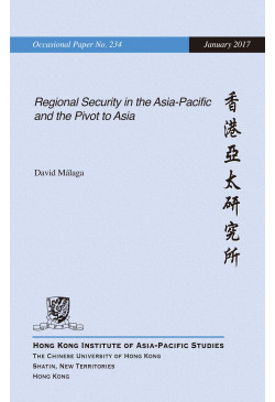 Regional Security in the Asia-Pacific and the Pivot to Asia