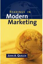 Readings in Modern Marketing (Hardcover)