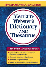 Merriam-Webster's Dictionary and Thesaurus, Revised & Updated Edition