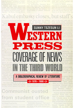 Western Press Coverage of News in the Third World