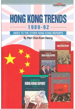 Hong Kong Trends 1989-92