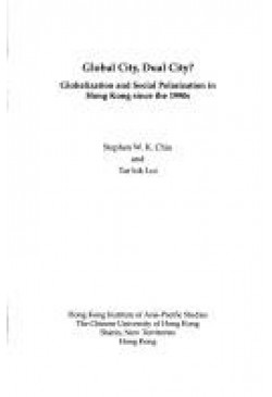 Global City, Dual City?