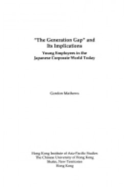 The Generation Gap and Its Implications