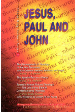 Jesus, Paul and John