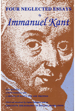 Four Neglected Essays by Immanuel Kant (Out of stock)