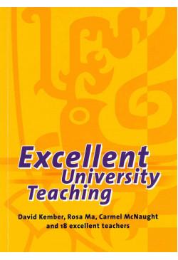 Excellent University Teaching