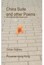 China Suite and other Poemswith a reading by the author of all poems (2CDs)
