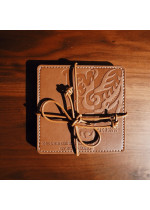 Leather Coaster (Set of 2)
