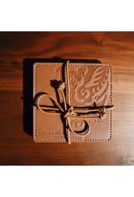 Leather Coaster (Set of 2)